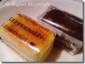 チーズスフレ&チョコレートスフレ