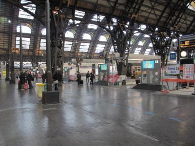 ミラノ中央駅 ホーム