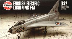 ENGLISH ELECTRIC LIGHTNING F-1A