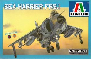ITALERI 1/72 SEA HARRIER FRS.1