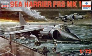 ESCI 1/72 SEA HARRIER FRS MK 1