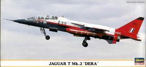 ハセガワ 1/72 JAGUAR T Mk.2 'DERA'