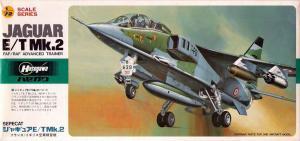 ハセガワ 1/72 JAGUAR E/T Mk.2