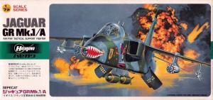 ハセガワ 1/72 JAGUAR GR.Mk.1/A