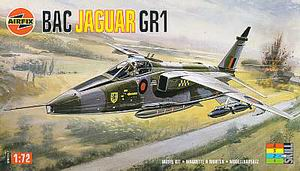 AIRFIX 1/72 BAC JAGUAR GR1