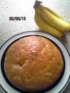 Banana Cake*