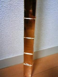 チョコ柱1