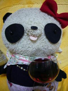 飲みやすいワインだこと
