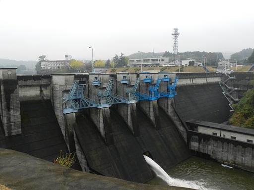 2011/11/18 亀山ダム