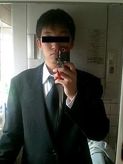 スーツ(o・ω・o)
