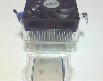 Athlon II X2 Dual-Core 250