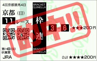 第14回秋華賞