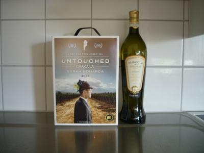 箱ワインと激安の白
