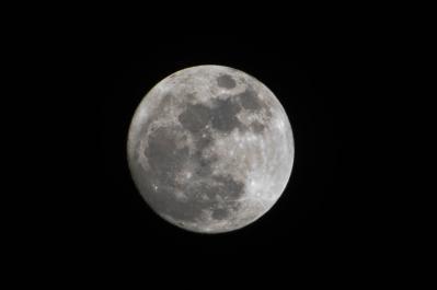 一眼で満月