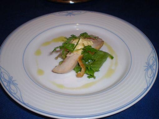 スェーデン料理のランチ