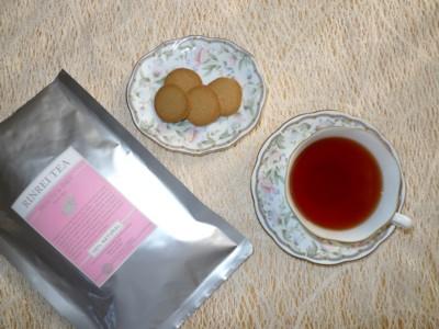 凛麗茶&豆乳クッキー
