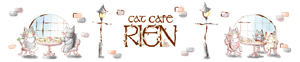 CAT CAFE RIEN サイトへ~