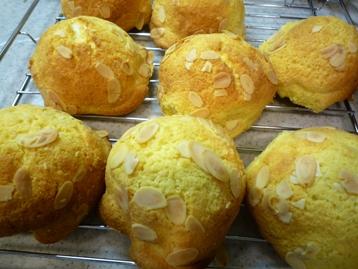 アーモンドパン