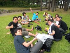 KOICHIチーム&カメラSPチーム