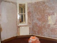 demolition north bedroom