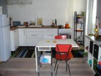 undone kitchen