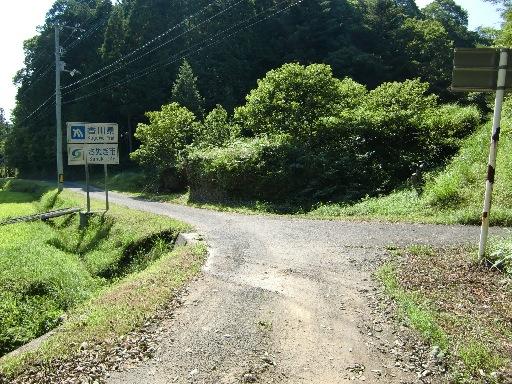 香川県道3号の県境付近を走って...