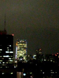 ヒルズと東京タワー