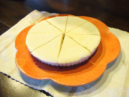 ローチーズケーキ1