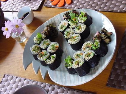 ベジまき寿司