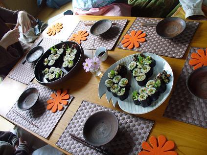 ベジまき寿司2