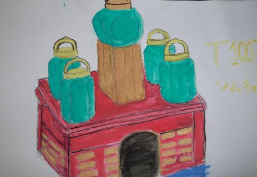 4 11.12.11絵画教室2期第5週2日目 作品 (2)