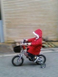 2008・11・30自転車好きな子供②