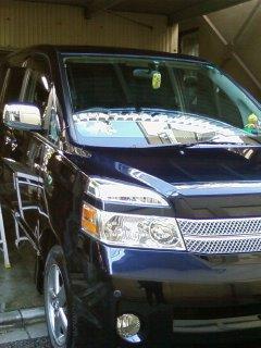 2008・12・28洗車後
