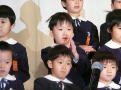 2009・2・28お遊戯会丈竜