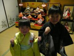 2009・3・3ひな祭りにて②