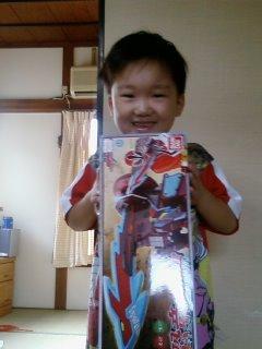 2009-8-24丈竜6歳