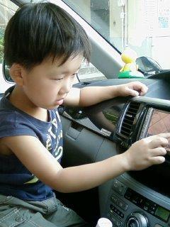 2009・8・29車内にて②