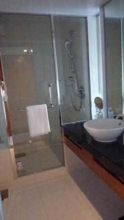 洗面所ホテル
