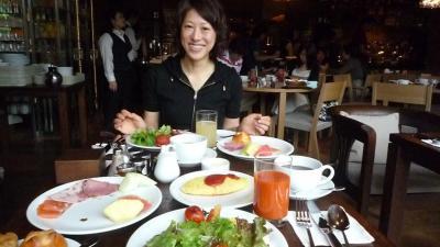 あっちゃんホテル朝食
