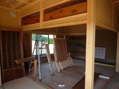 田辺邸和室