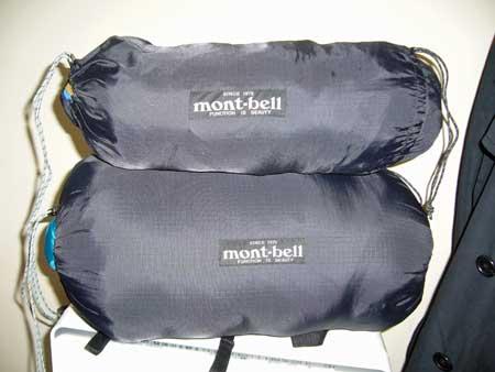 mont-bell コンプレッションスタッフバッグ