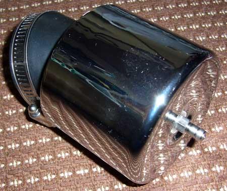 DAYTONA PEキャブ用オールウェザーパワーフィルター(φ45 アーク)