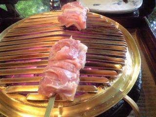 うかい鳥山 料理 地鶏4