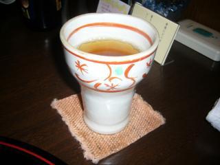 会席料理 みや お茶