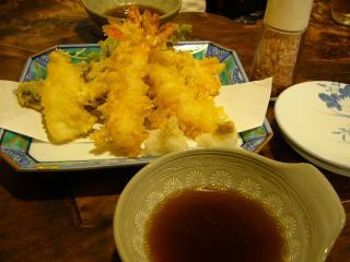 天宏 天ぷら盛り合わせ2