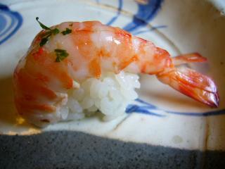 とうや屋うかい 才巻海老寿司