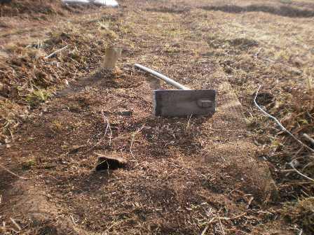 カーペット型地雷