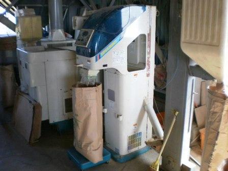 玄米判別 計測機?