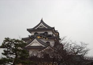 これが彦根城かぁー!