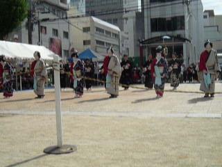 上町 本踊